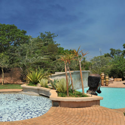 Mabula Game Lodge kiddies pool