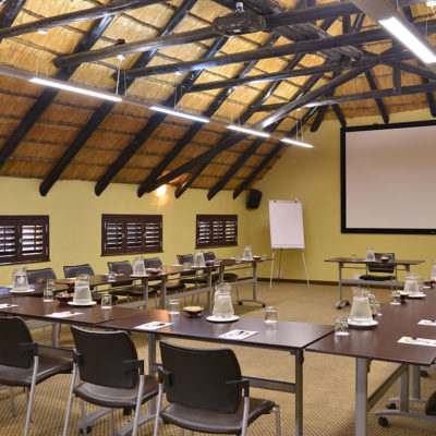 Mabula Game Lodge Marula conferencing room
