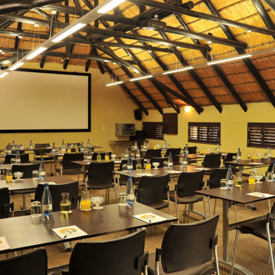 Mabula Game Lodge Kingfisher conferencing room