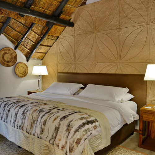 Experience Africa in style at Mabula Game Lodge